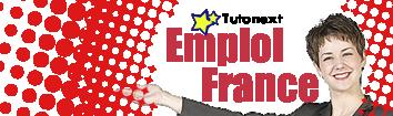 poste d'emploi en France